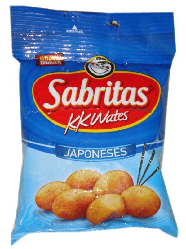 Kkwates Sabritas Papas Botanas Snacks