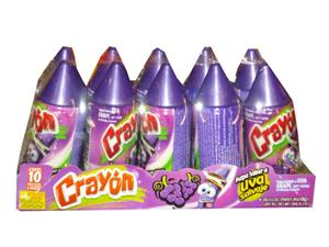 Crayon Grape Candy - Dulce de Uva