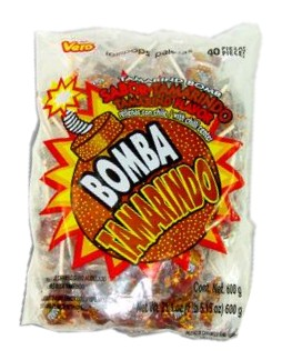 Bomba Lollipops Vero Mexican Candy