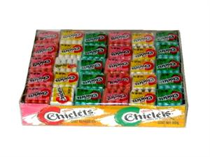 Chiclets Gum - Chicle