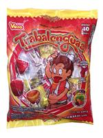 Trabalenguas Vero Lollipops